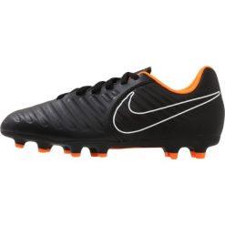 Buty sportowe chłopięce: Nike Performance JR LEGEND 7 CLUB FG Korki Lanki total orange/black/white