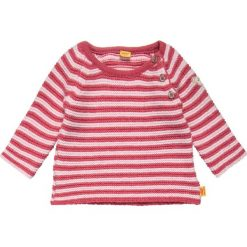 Swetry chłopięce: Steiff Collection MY LITTLE BIRD Sweter peachskin/rose