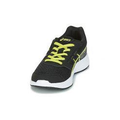 Buty Dziecko Asics  STORMER 2 GS. Czarne buty sportowe chłopięce Asics. Za 184,68 zł.