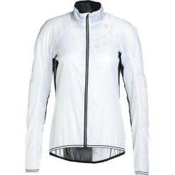 Craft LITHE JACKET  Kurtka Outdoor white/black. Czarne kurtki damskie turystyczne marki Craft, m. Za 339,00 zł.