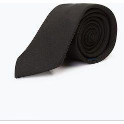 Mc Earl - Krawat męski, czarny. Czarne krawaty męskie Mc Earl, wizytowe. Za 79,95 zł.
