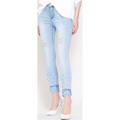 Niebieskie Jeansy Across The Havens. Niebieskie jeansy damskie other. Za 99,99 zł.