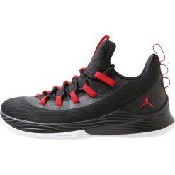 Buty skate męskie: Jordan ULTRA FLY 2 LOW Obuwie do koszykówki black/university red/white