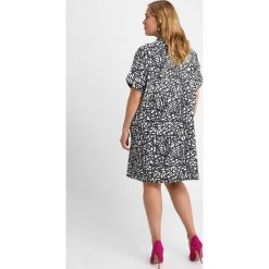 Sukienki hiszpanki: ADIA DRESS MARGO PRINT OVERSIZE FITTING Sukienka letnia black