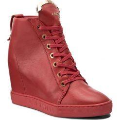 Sneakersy damskie: Sneakersy CARINII – B4078 H54-000-PSK-B88