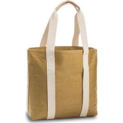 Torebka CLARKS - Tasmin Day 261322080 Yellow. Żółte torebki klasyczne damskie Clarks, z materiału. W wyprzedaży za 289,00 zł.