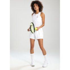 ASICS TANK Koszulka sportowa brilliant white. Białe topy sportowe damskie Asics, l, z elastanu. Za 129,00 zł.