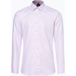 Olymp Level Five - Koszula męska łatwa w prasowaniu, różowy. Czerwone koszule męskie na spinki OLYMP Level Five, m. Za 249,95 zł.