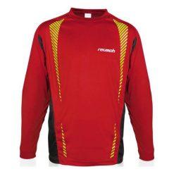 Bejsbolówki męskie: REUSCH Bluza męska Batos Longsleeve czerwona r. S (33102 - 33102S)