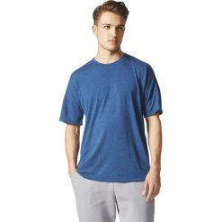 Adidas Koszulka męska ZNE Tee 2 Wool niebieska r. S (CE9555). Niebieskie koszulki sportowe męskie Adidas, m. Za 156,44 zł.