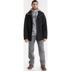 Bergans VOLLEN Kurtka Outdoor black/solid charcoal. Czarne kurtki trekkingowe męskie Bergans, m, z materiału. W wyprzedaży za 503,40 zł.
