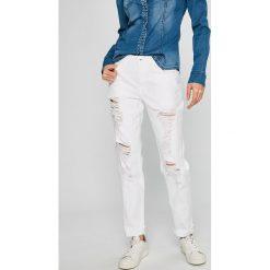 Pepe Jeans - Jeansy Heidi. Białe proste jeansy damskie Pepe Jeans. W wyprzedaży za 299,90 zł.
