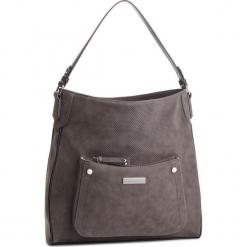 Torebka MONNARI - BAG3340-M19 Dark Grey. Szare torebki klasyczne damskie marki Monnari, ze skóry ekologicznej. W wyprzedaży za 199,00 zł.