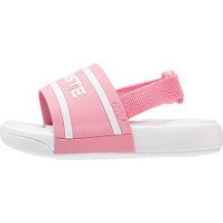 Sandały chłopięce: Lacoste Sandały kąpielowe pink/white