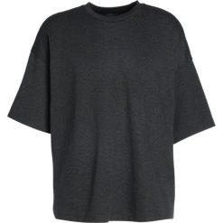 Koszulki polo: AllSaints TORNY  Tshirt basic cinder marl/black