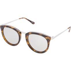 Le Specs Okulary przeciwsłoneczne brown. Brązowe okulary przeciwsłoneczne damskie lustrzane Le Specs. Za 299,00 zł.