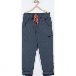 Spodnie. Szare spodnie chłopięce marki Cosmic, z bawełny. Za 89,90 zł.