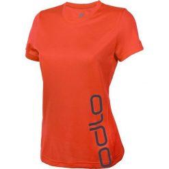 Odlo Koszulka damska biegowa Event  pomarańczowa r. XS (321841). Brązowe t-shirty damskie Odlo, xs. Za 37,51 zł.