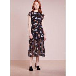 Długie sukienki: Markus Lupfer BELLE  Długa sukienka black