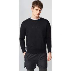 Bluza - Czarny. Czarne bluzy męskie Reserved, l. Za 69,99 zł.