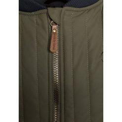 Mikkline JACKET Kurtka przejściowa dusty olive. Niebieskie kurtki chłopięce przejściowe marki mikk-line, z jeansu. Za 169,00 zł.