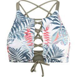 Stroje kąpielowe damskie: Roxy Góra od bikini marshmallow jungly