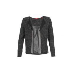 Swetry rozpinane / Kardigany S.Oliver  LOMOULE. Niebieskie kardigany damskie marki BOTD, l. Za 146,30 zł.