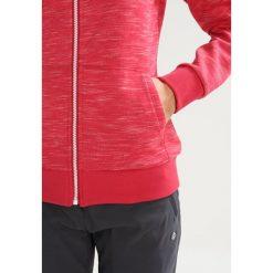 Icepeak TILLIE Kurtka z polaru cranberry. Fioletowe kurtki sportowe damskie Icepeak, z materiału. W wyprzedaży za 239,20 zł.