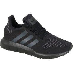 Buciki niemowlęce: Adidas Buty dziecięce Swift Run czarne r. 36 2/3 (CM7919)