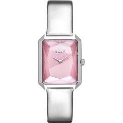 Dkny - Zegarek NY2778. Szare zegarki damskie DKNY, szklane. Za 669,90 zł.