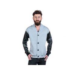 Chelsea bluza męska grey. Szare bluzy męskie rozpinane marki Fila, m, z długim rękawem, długie. Za 280,00 zł.