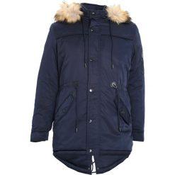 Granatowa Kurtka Never Amount. Czarne kurtki męskie zimowe marki Born2be, l, z aplikacjami, z dresówki. Za 234,99 zł.