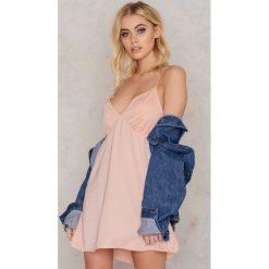Sukienki: Motel Rocks Sukienka Nala – Orange