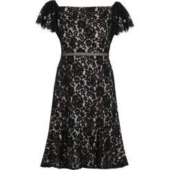 Sukienki: J.CREW MARSHMALLOW DRESS UNICORN LACE Sukienka koktajlowa black