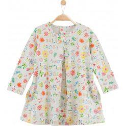 Sukienki niemowlęce: Melanżowa sukienka z długim rękawem dla niemowlaka