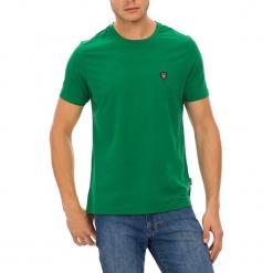T-shirt w kolorze zielonym. Zielone t-shirty męskie GALVANNI, m, z okrągłym kołnierzem. W wyprzedaży za 84,95 zł.