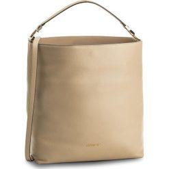 Torebka COCCINELLE - BI0 Keyla E1 BI0 13 01 01 Beige 006. Brązowe torebki klasyczne damskie marki Coccinelle, ze skóry. W wyprzedaży za 869,00 zł.