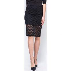 Spódniczki: Spódnica z koronki czarna