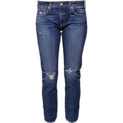 Rag & bone ANKLE DRE Jeans Skinny Fit blue denim. Niebieskie boyfriendy damskie rag & bone. W wyprzedaży za 683,40 zł.