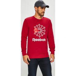 Reebok Classic - Bluza. Czerwone bluzy męskie rozpinane marki KALENJI, m, z elastanu, z długim rękawem, długie. Za 229,90 zł.