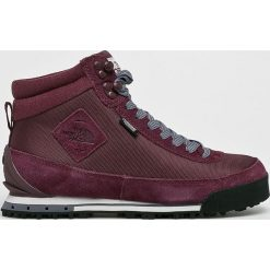 The North Face - Buty Back-To-Berkeley Boot II. Brązowe buty trekkingowe damskie marki The North Face. Za 599,90 zł.