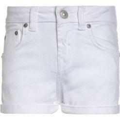 Bermudy damskie: LTB JUDIE  Szorty jeansowe white daisy wash
