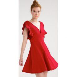 Sukienki hiszpanki: WAL G. Sukienka letnia cherry
