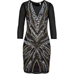 Sukienki: Sukienka na party bonprix złocisto-srebrny
