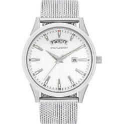 """Biżuteria i zegarki: Zegarek kwarcowy """"Varberg II"""" w kolorze srebrnym"""
