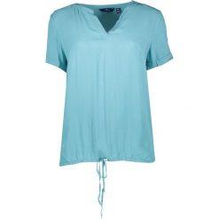 Bluzki asymetryczne: Koszulka w kolorze błękitnym