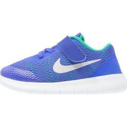 Nike Performance FREE RUN Obuwie do biegania neutralne blue/pure platinum/stadium green/offwhite. Zielone buty do biegania damskie marki Nike Performance, xl, z materiału. W wyprzedaży za 125,40 zł.