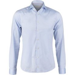 Koszule męskie na spinki: Eton SUPER SLIM FIT Koszula biznesowa blue