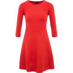 MAX&Co. CORINNE Sukienka dzianinowa red. Czerwone sukienki dzianinowe marki MAX&Co., m. Za 879,00 zł.