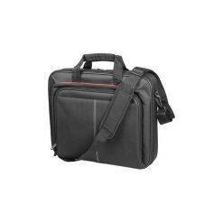 """Torba do laptopa Tracer Balance 15.6"""" Trator43466. Czarne torby na laptopa marki Tracer, w paski. Za 52,99 zł."""